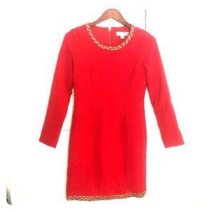 Michael Kors Holiday Dress